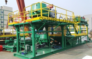GNCM -40A Drilling Waste Management system