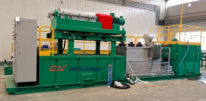 oil based waste cleaning unit